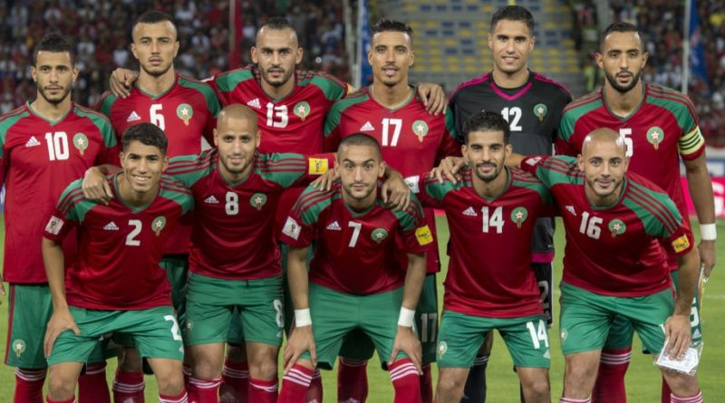 Marocco ai mondiali 2018